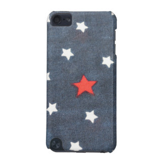 Red White & Blue iPod Touch 5g Barely There iPod Touch (5th Generation) Case
