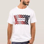 Red, White, & Blue Knot T-Shirt