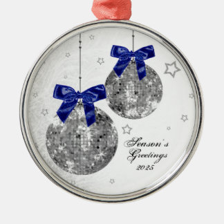 Red - White - Blue - Military Style Ornament - USA