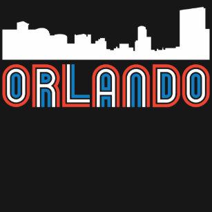 d98af1cef42 Orlando Skyline T-Shirts - T-Shirt Design   Printing