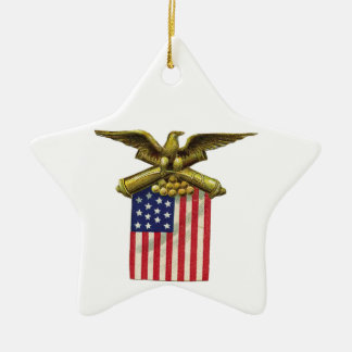 Red White & Blue Ornaments