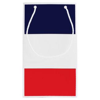 Red White Blue Stripes Small Gift Bag