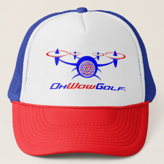 Red, White & Blue Trucker Hat