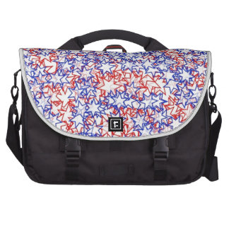 Red White Blue USA Summer Team and Winter Games Commuter Bags
