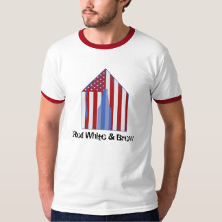Red White & Brew T-Shirt