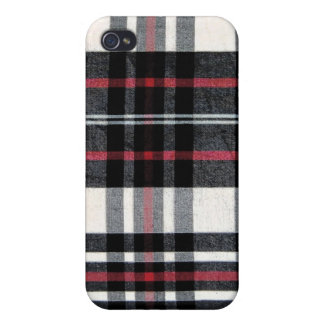 red white checkered iPhone 4/4S covers