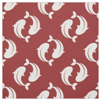 Koi fish fabric zazzle for Koi fish patterns