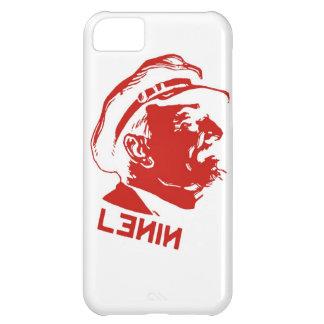 Red & White Lenin Communist Artwork iPhone 5C Cover