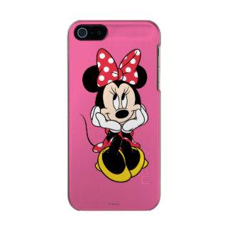 Red & White Minnie 1 Incipio Feather® Shine iPhone 5 Case