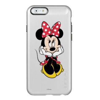 Red & White Minnie 1 Incipio Feather® Shine iPhone 6 Case