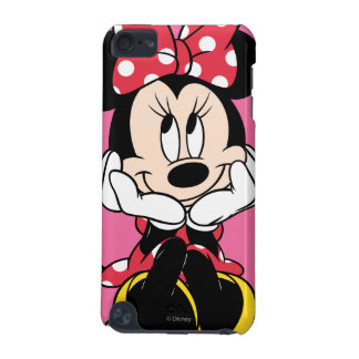 Red & White Minnie 1 iPod Touch 5G Case