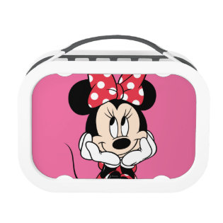 Red & White Minnie 1 Lunchboxes