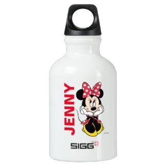 Red & White Minnie 1 SIGG Traveler 0.3L Water Bottle