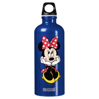 Red & White Minnie 1 SIGG Traveler 0.6L Water Bottle