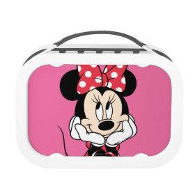 Red & White Minnie 1 Yubo Lunchbox