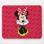 Red & White Minnie 2 Mousepads