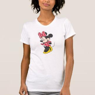 Red & White Minnie 3 T-shirts