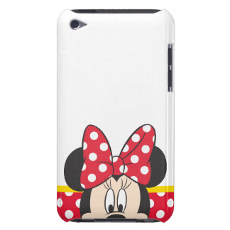Red & White Minnie | Polka Dots Case-Mate iPod Touch Case