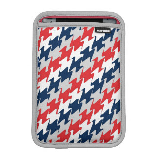 Red White Navy Blue New England Football Colors Sleeve For iPad Mini