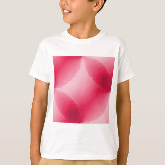 RED WHITE PINK CANDY GLASS TILES BACKGROUNDS TEMPL T-Shirt