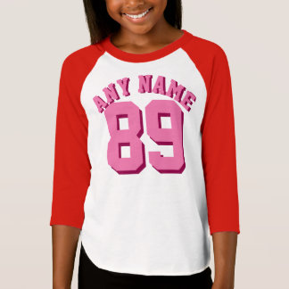 Kids Create Your Own Long Sleeve T Shirts Zazzle