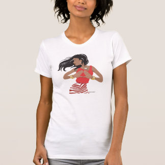 Red & White Sorority Sisterhood T-Shirt