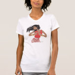 Red & White Sorority Sisterhood Tee Shirts