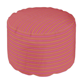 Red Wiggler Pouf