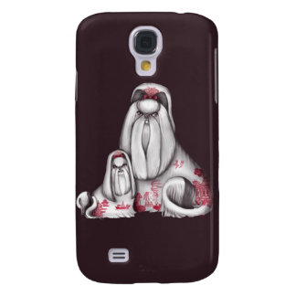 Red Willow Shih Tzus Samsung S4 Case