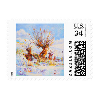 Red Willows Postage