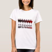 Red Wine Birthday T-Shirt