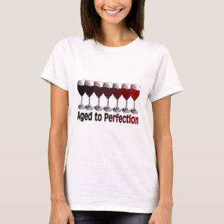 Red Wine Birthday T-Shirt