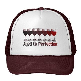 Red Wine Birthday Trucker Hat