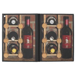 Red Wine Bottles iPad Pro Case