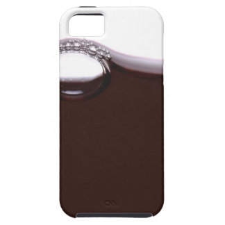 Red Wine Bubbles iPhone 5 Cases