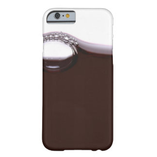 Red Wine Bubbles Barely There iPhone 6 Case