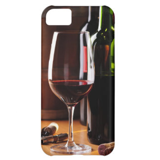 Red Wine iPhone 5C Covers