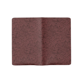 Red Wine Cork Look Wood Grain Large Moleskine Notebook Cover With Notebook