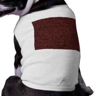 Red Wine Cork Look Wood Grain T-Shirt