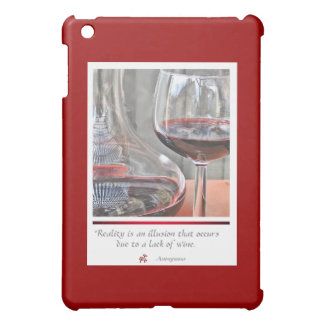 Red Wine Cover For The iPad Mini