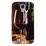 Red Wine Galaxy S4 Case