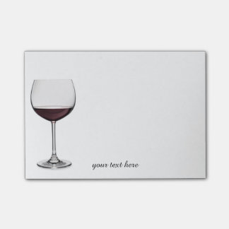 Red Wine Glass Notes