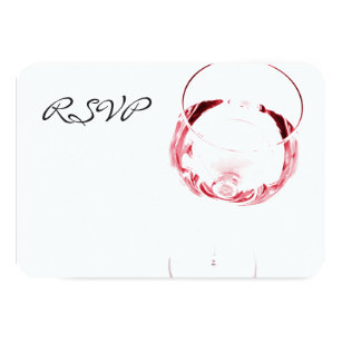 reception rsvp cards