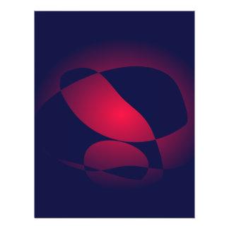 Red Wine in a Dark Bottle Custom Flyer