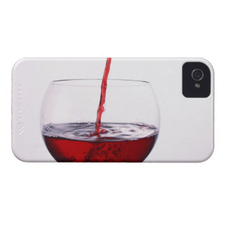 Red Wine iPhone 4 Case