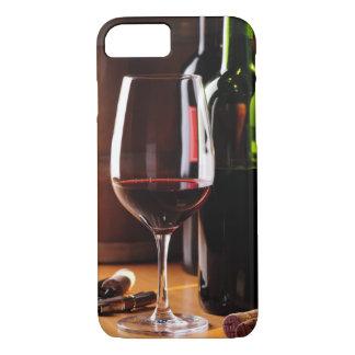 Red Wine iPhone 7 Case