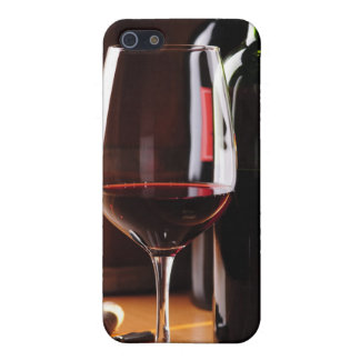Red Wine iPhone 5 Cases