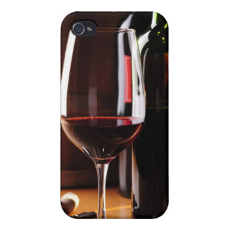 Red Wine iPhone 4/4S Case
