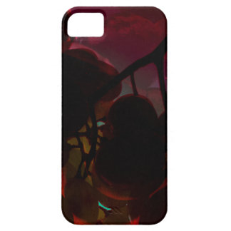 RED WINE iPhone SE/5/5s CASE