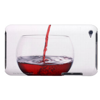Red Wine iPod Touch Case